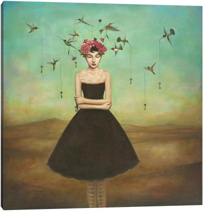 Fair Trade Frame of Mind Canvas Art Print