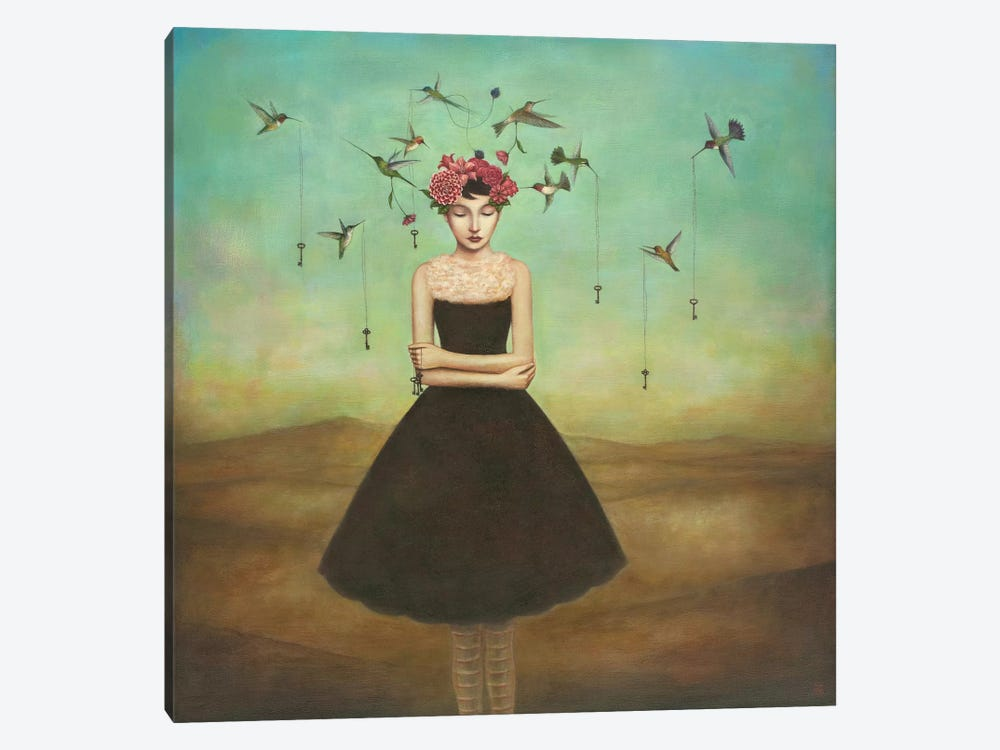 Fair Trade Frame of Mind by Duy Huynh 1-piece Canvas Print