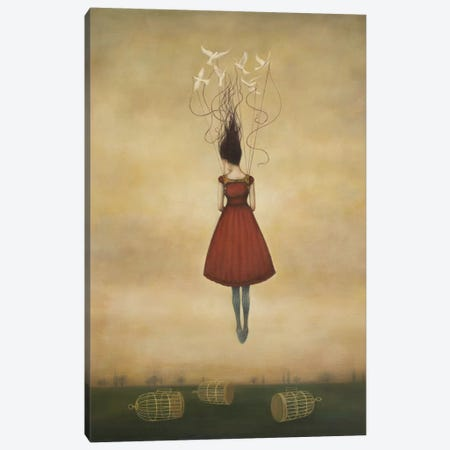 Suspension of Disbelief Canvas Print #ICS256} by Duy Huynh Canvas Art