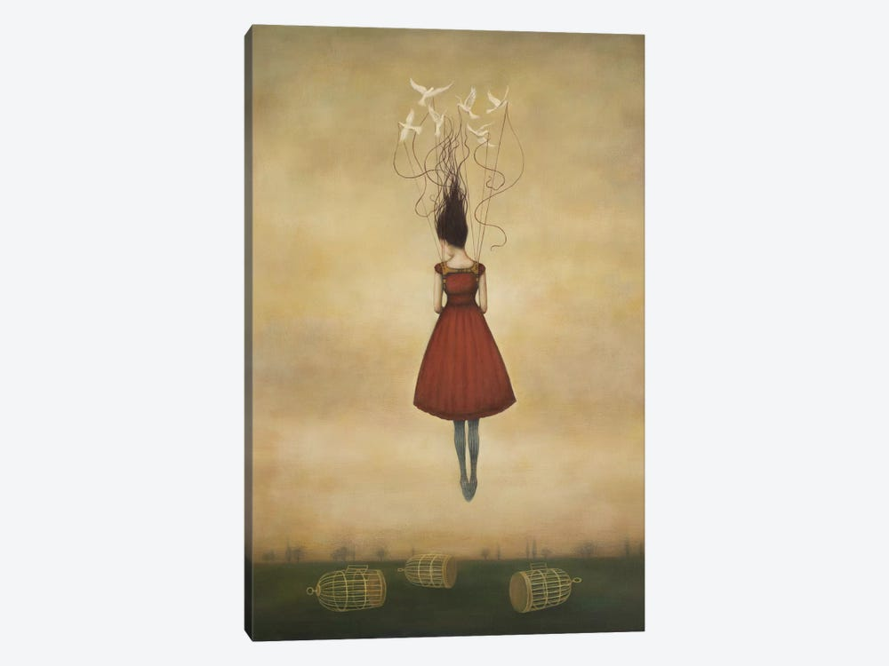 Suspension of Disbelief by Duy Huynh 1-piece Canvas Art