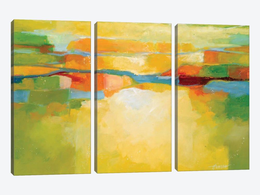 Greener Pastures by Hines Hines 3-piece Art Print