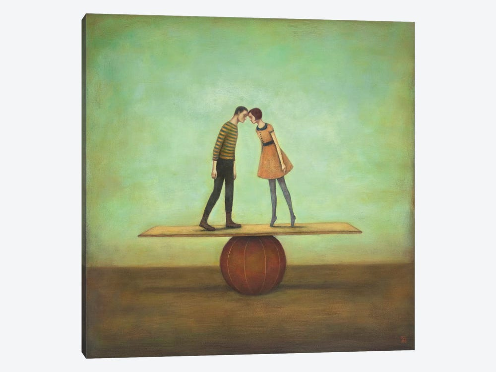 Finding Equilibrium by Duy Huynh 1-piece Art Print