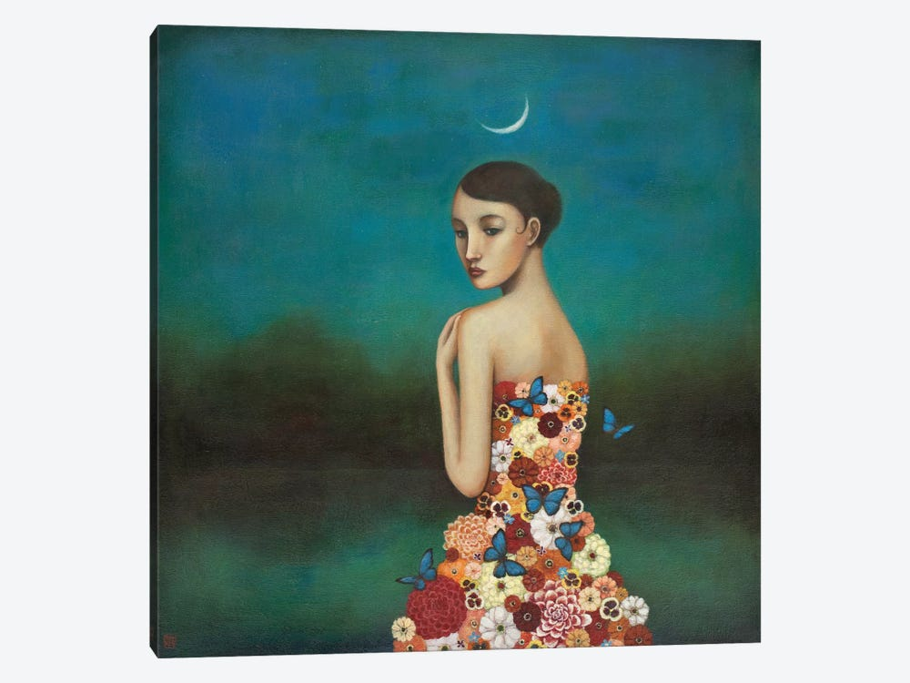 Reflective Nature by Duy Huynh 1-piece Canvas Wall Art