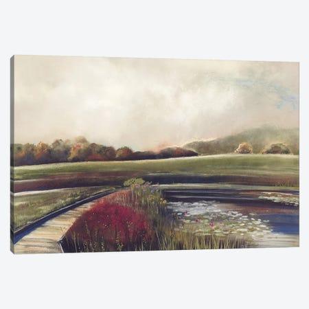 Edge of Autumn Canvas Print #ICS283} by Aleah Koury Canvas Wall Art