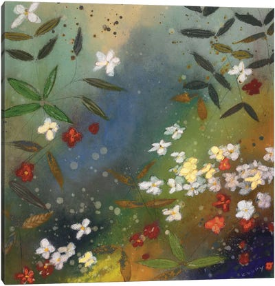 Gardens in the Mist II Canvas Art Print