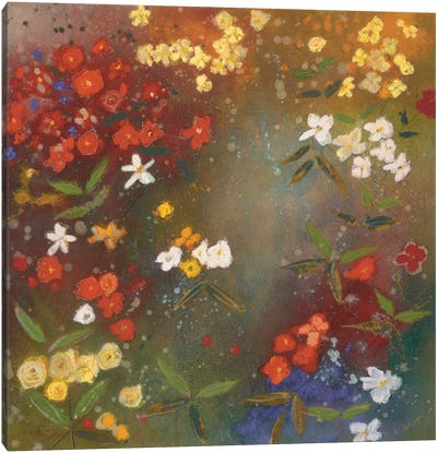 Gardens in the Mist IV Canvas Art Print