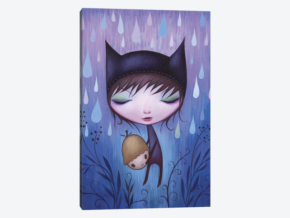 Carry Me Forever by Jeremiah Ketner 1-piece Canvas Art Print