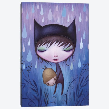 Carry Me Forever Canvas Print #ICS305} by Jeremiah Ketner Canvas Art