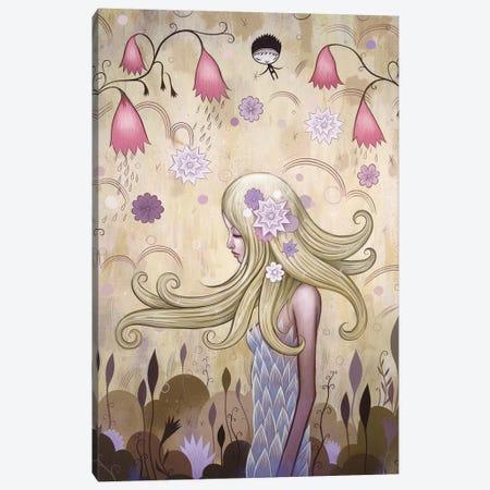 Garden of Sleeping Flowers II Canvas Print #ICS306} by Jeremiah Ketner Canvas Art