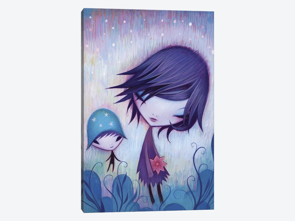 Happy I Met You by Jeremiah Ketner 1-piece Canvas Art Print