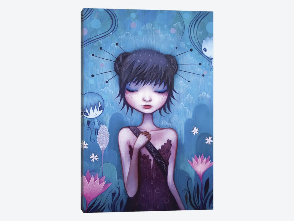 On the Journey by Jeremiah Ketner 1-piece Art Print
