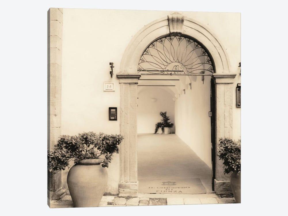 Pienza, Toscana by Alan Blaustein 1-piece Canvas Print