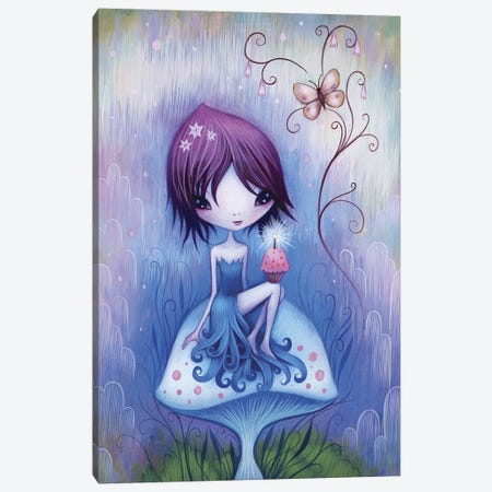 Party for One Canvas Print #ICS310} by Jeremiah Ketner Canvas Wall Art
