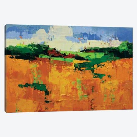 Field 960 Canvas Print #ICS343} by Chance Lee Art Print