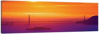 The Sun Gate Canvas Art Print