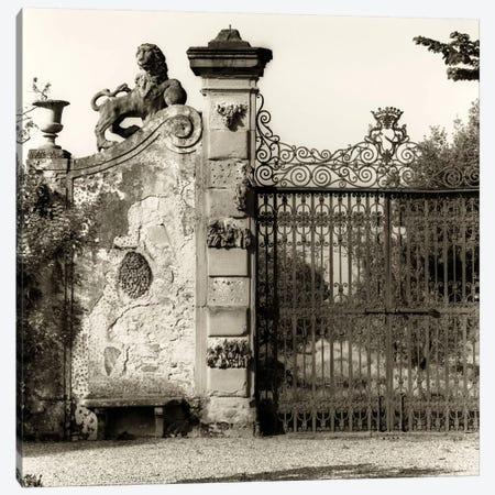 Tuscan Gate Canvas Print #ICS34} by Alan Blaustein Canvas Art Print