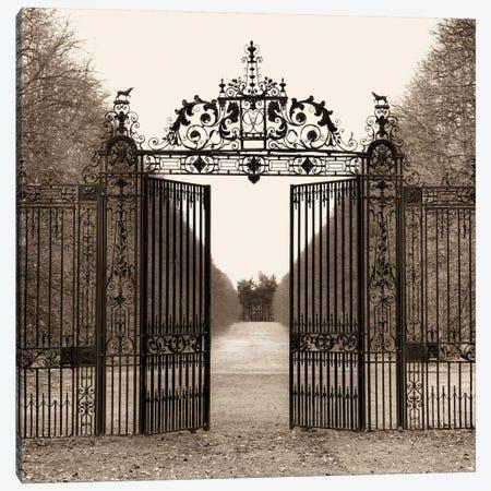 Hampton Gate Canvas Print #ICS35} by Alan Blaustein Canvas Print
