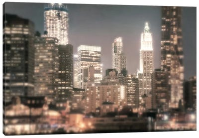 In a New York Minute Canvas Art Print