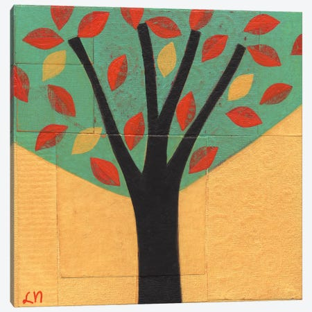Tree / 109 Canvas Print #ICS378} by Laura Nugent Canvas Art