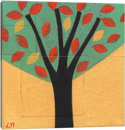 Tree / 109 Canvas Art Print