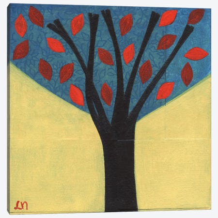 Tree / 122 Canvas Print #ICS379} by Laura Nugent Canvas Artwork