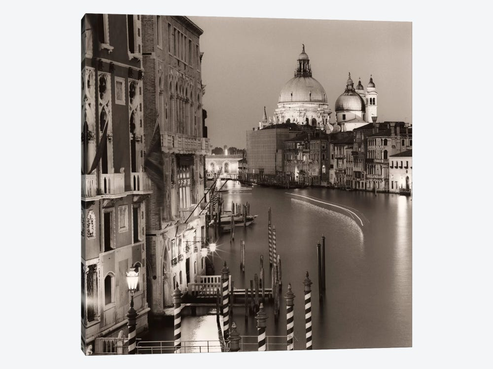 Ponte Accademia by Alan Blaustein 1-piece Canvas Wall Art