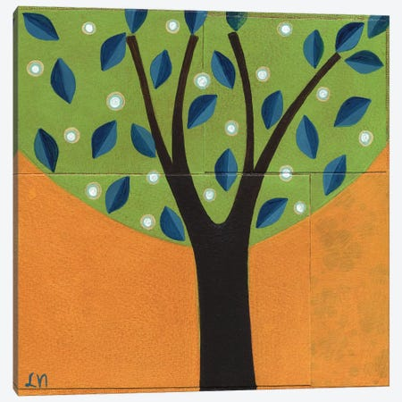 Tree / 157 Canvas Print #ICS380} by Laura Nugent Canvas Art Print