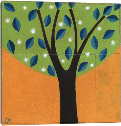 Tree / 157 Canvas Art Print