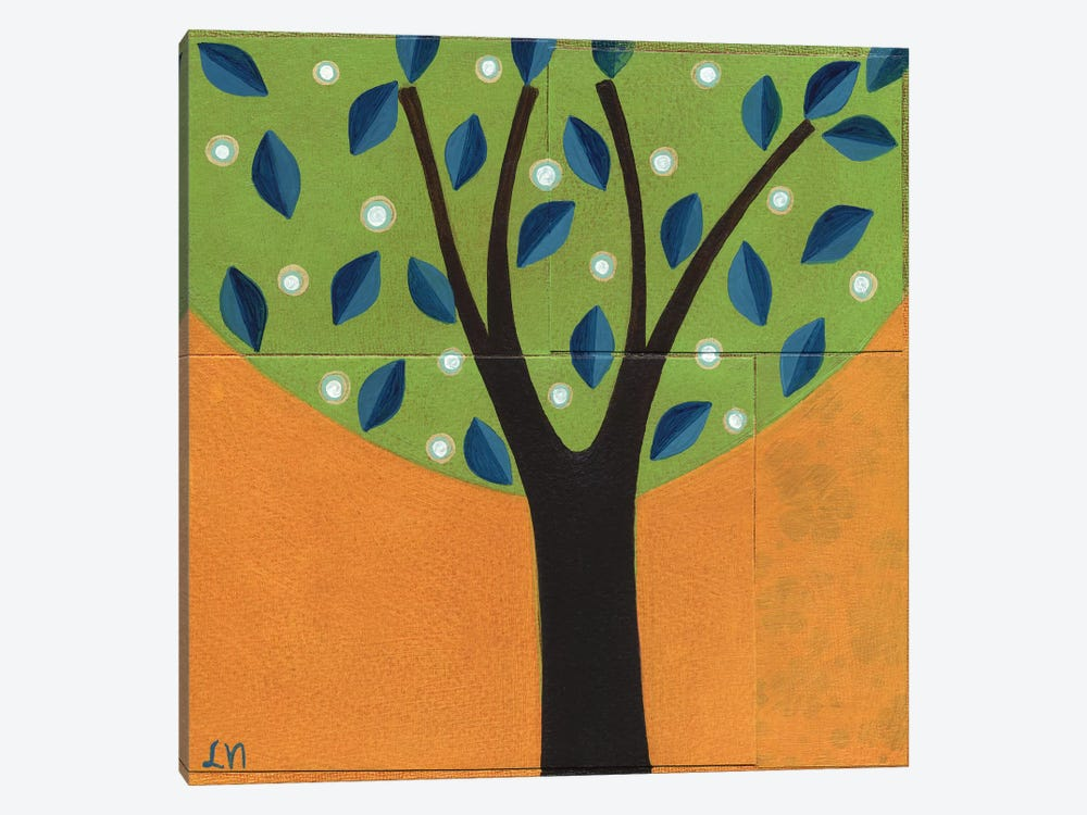 Tree / 157 by Laura Nugent 1-piece Canvas Artwork