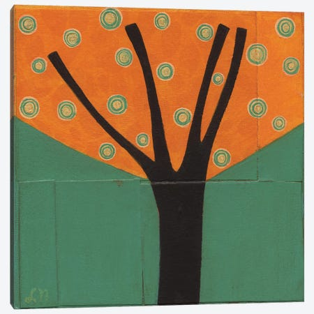 Tree / 229 Canvas Print #ICS381} by Laura Nugent Canvas Art Print