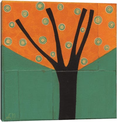 Tree / 229 Canvas Art Print