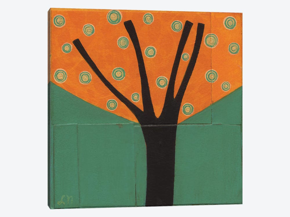 Tree / 229 by Laura Nugent 1-piece Canvas Print