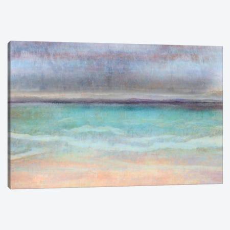 Rain Shower Canvas Print #ICS383} by Cora Niele Canvas Art Print