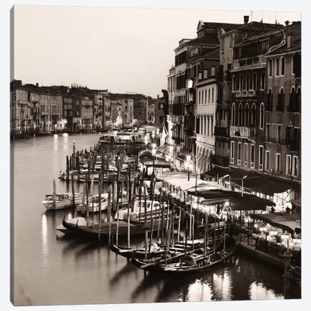 Ponte di Rialto Canvas Print #ICS38} by Alan Blaustein Canvas Art