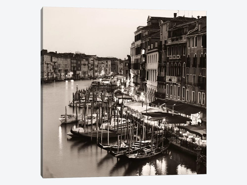 Ponte di Rialto by Alan Blaustein 1-piece Canvas Art Print