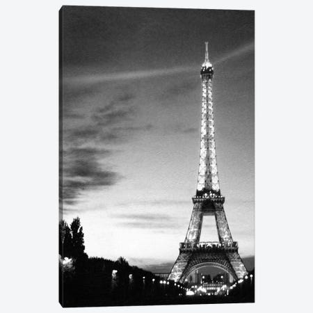 Eiffel Tower Canvas Print #ICS411} by PhotoINC Studio Art Print