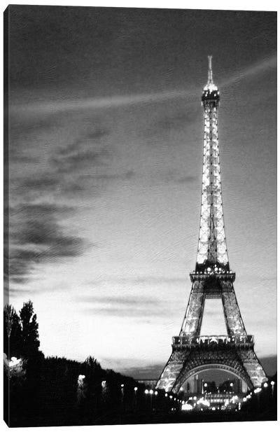 Eiffel Tower Canvas Print #ICS411