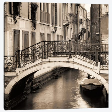 Ponti di Venezia No. 1 Canvas Print #ICS41} by Alan Blaustein Canvas Print