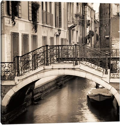 Ponti di Venezia No. 1 Canvas Art Print