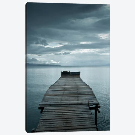 Pier 2 Canvas Print #ICS423} by PhotoINC Studio Canvas Wall Art
