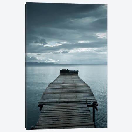 Pier 2 Canvas Print #ICS423} by PhotoINC Studio Canvas Wall Art