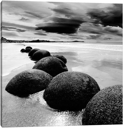 Rocks Canvas Art Print