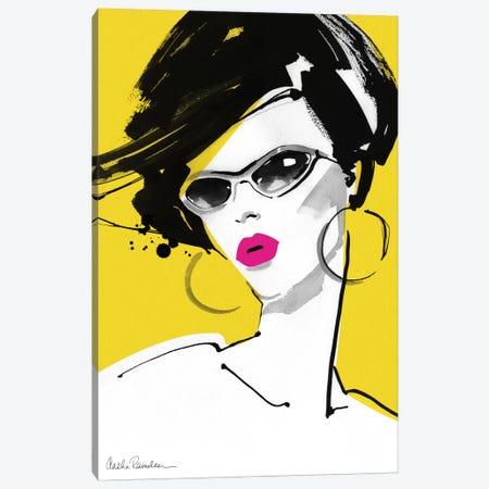 Sunglasses Canvas Print #ICS442} by Aasha Ramdeen Canvas Wall Art