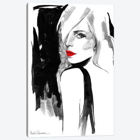 Over the Shoulder Canvas Print #ICS445} by Aasha Ramdeen Canvas Print