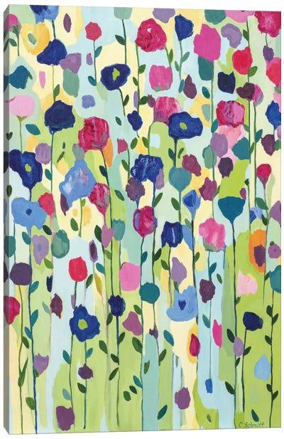Mountain Meadow Canvas Print #ICS451