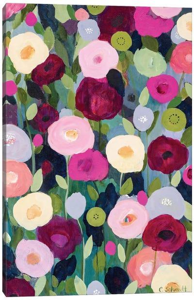 Night Garden Canvas Print #ICS452