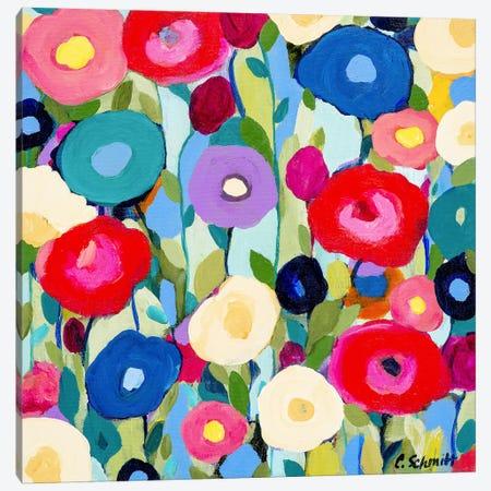 Summer Solstice Canvas Print #ICS455} by Carrie Schmitt Canvas Art
