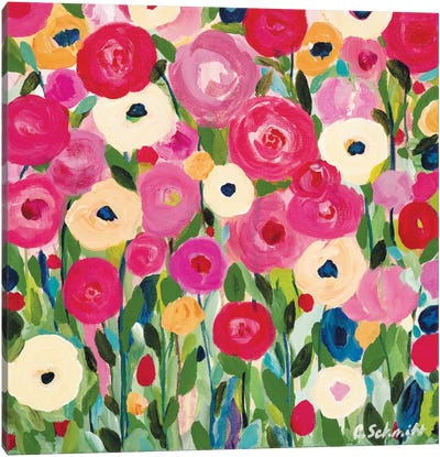 Childhood Joy Canvas Print #ICS456