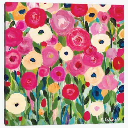 Childhood Joy Canvas Print #ICS456} by Carrie Schmitt Canvas Art