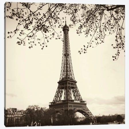 Tour Eiffel Canvas Print #ICS45} by Alan Blaustein Canvas Wall Art
